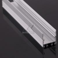 Quality 16x16 Aluminum Alloy Extrusion Profile , White LED Bar Easy Install 2-5m Length for sale