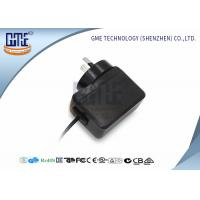 Buy 6V AU Plug Medical Power Adapter AC DC Black 0.5a 50000 Hours MTBF at wholesale prices