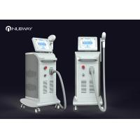 Quality Salon Permanent Hair Removal Laser Machine , Laser Depilation Machine 2500W for sale