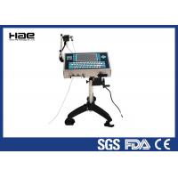 Buy cheap High Resolution DOD Continuous Inkjet Printer Coding Machine Equipment from wholesalers