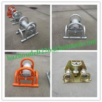 Quality Quotation Nylon Cable Roller, new type Corner roller for sale