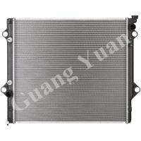China Auto Cooling System 2010 Toyota 4Runner Radiator With Aluminium Core AT 13114 on sale