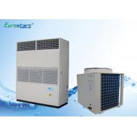 Quality R407C Direct Blow Central Air Conditioner With Air Cooled Condenser for sale