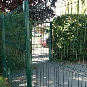 Buy cheap China Garden Fence supplier, PVC Coated Garden Fence, Wire Mesh Fence, garden from wholesalers