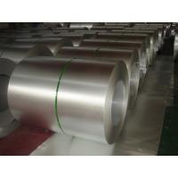 Quality Heat Exchanger Hot Dipped Galvanized Steel Coils With Custom Cut Spangle for sale
