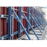 Quality Construction Wall Formwork System , Shear Wall Formwork High Tension for sale