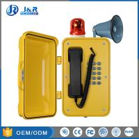 Quality SIP Heavy Duty Telephone Multi Function With Beacon And Horn Outdoor for sale
