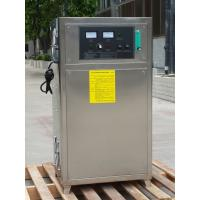 China wholesale bottling mineral water sterilizing and bottle disinfection ozone generator on sale