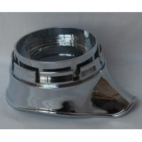 Plastic Decorative Chrome Plating Process With Customized Finishing For Sundry Plastic for sale