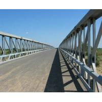 China Prefabricated Delta Modular Steel Bridge Simple Structure For performance on sale