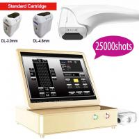 Quality 3D High Intensity Focused Ultrasound Machine Non Surgical Facelift OEM / ODM for sale
