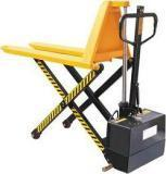 Quality Electric High Lift Pallet Truck for sale