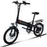 "Buy cheap WWW.YOLCART.COM Samebike JG7186 20"" Aluminum Frame 250W Foldable E-bicycle from wholesalers"