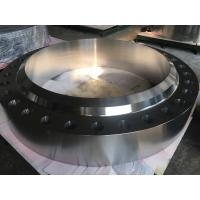 Quality Steel Flanges ASME SA-182 Gr.F321H,FVC Forging,RTJ HB (Nut Stop),For Chemical Industry application for sale