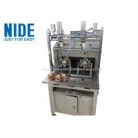 Quality Double stations Brushless motor external armature rotor coil winding machine for sale