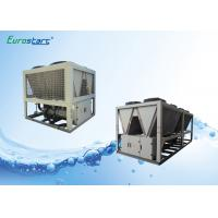 Quality Energy Saving Low Temperature Chiller Semi Hermetic Screw Refrigeration Compressor for sale