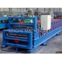 Quality Africa Model  Roof Panel Roll Forming Machines , Aluminium Sheet Metal Rolls for sale