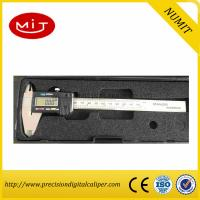 Quality Precise Vernier Electronic Digital Caliper 200mm With Magnetic Base Stand for sale