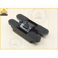 Quality Heavy-Type 180 Degree 3 Way Adjustable Concealed Hinges For Interior Doors for sale