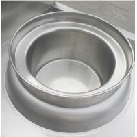 Buy cheap Chuhe commercial induction wok with 2 burners from wholesalers