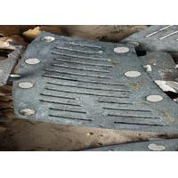 Quality High Mn Steel Casting Grid Liners for Mine Mill Conforming To GB/T 5680-1998 for sale
