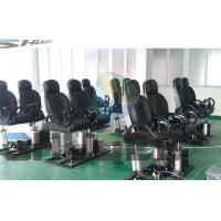 Quality Special Effect System 4D Cinema Equipment With Motion Chair for sale