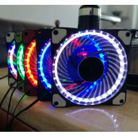 Buy cheap NEW design 12v 120*120*25mm Ring LED PC Case Fan from wholesalers