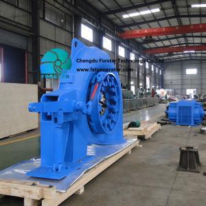 Quality Brushless Excitation Hydro Turbine Generator 1MW - 5MW For Alternative Energy for sale