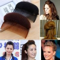 Quality Hair Ornaments Tool Princess Style Hair Heighten Maker Sponge Clip Accessories for sale