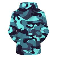 China Hot sale custom polyester fleece pullover casual wholesale hoodies hunting camouflage clothing for sale