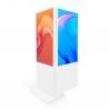 Buy cheap 55 Inch Floor Standing Double Side LCD Screen Digital Totem Dual Display Digital from wholesalers