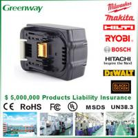 China Replacement power tool battery For Makita BL1830 BL1835 BL1815 18V 3.0Ah Power Tool battery on sale