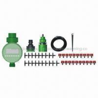 Quality Garden sprayer with garden timer and 1/4-inch micro tubing for sale
