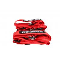 Buy Adjustable Lap Strap Seat Belts / 4 Point Seat Belt Replacement Fit For Most at wholesale prices