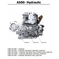 Buy cheap Auto Transmission A500 - Hydraulic sdenoid valve body good quality used original from wholesalers
