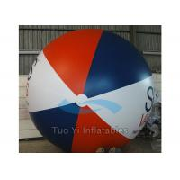 Quality Durability Branded Balloons / Advertising Inflatable Balloon For Promotion for sale
