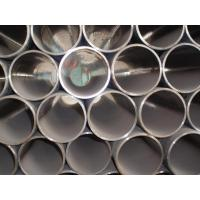 Quality DN100 DN25 34mm OD Welding Galvanized Steel Pipe Non-alloy For Scaffolding for sale