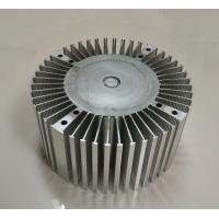 Quality China Extruded Aluminum Flower Led Heat Sink Manufacturer of Custom Heatsinks for Led Light Cooler Profile Bar Housing for sale