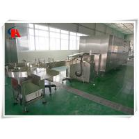 Buy Small Scale Drinks Bottling Production Line , Water Bottling Plant Machine 18 Filling Heads at wholesale prices