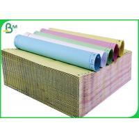 China 100% Virgin Wood Pulp Different Color Carbonless Copy Paper For General Printing on sale