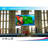 Buy P3 Energy Saving Flexible Indoor Advertising Led Display use for Shopping Center at wholesale prices