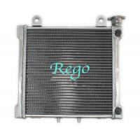 Quality Automobile Motorcycle Aluminum ATV Radiator For 03 DS650X DS650 Radiator for sale