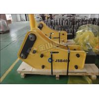 Quality Backhoe Loader Excavator Hydraulic Breakers For ExcavatorsJCB 3CX 3DX Mounted High Stability for sale