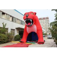 Quality ootball helmet tunnel for sports football game/ Entrance Tunnel /inflatable mascot tunnel for sale