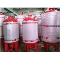 Quality Medium Pressure Diaphragm Pressure Tank , Water Storage Pressure Tank for sale