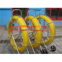 Quality Reel duct rodder  Conduit duct rod  Cobra Conduit Duct Rods for sale