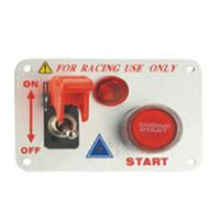 Quality Auto Toggle Racing Switch Panel With Aluminum Alloy And Plastic Material for sale