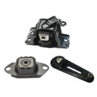 Buy cheap Automatic Rubber Motor Mounts , Nissan 1.6L Small Engine Rubber Mounts 11360 from wholesalers