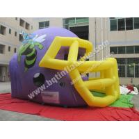 China Inflatable American football helmet,Inflatable soccer helmet on sale