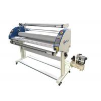 Quality Semi Automatic Wide Format Cold Lamination Machine With Back Cutting System for sale